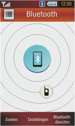 Samsung S5230 Star - bluetooth - headset, carkit verbinding - stap 7