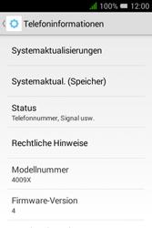 Alcatel Pixi 3 (3.5) - Software - Installieren von Software-Updates - Schritt 6