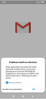 Xiaomi Mi Mix 3 5G - E-mail - configuration manuelle - Étape 4