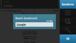 Nokia N97 - internet - hoe te internetten - stap 6
