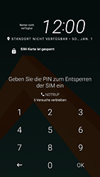 HTC 10 - MMS - Manuelle Konfiguration - 20 / 25