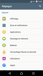 Sony Sony Xperia XA (F3111) - Messagerie vocale - Configuration manuelle - Étape 4