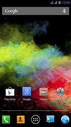 Wiko Rainbow - Internet - Voorbeelden van mobiele sites - Stap 1