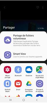 Samsung Galaxy A40 - Photos, vidéos, musique - Prendre une photo - Étape 16