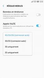 Samsung Galaxy J3 (2017) - Réseau - Changer mode réseau - Étape 7