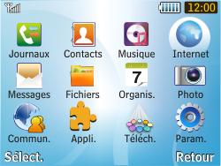 Samsung S3350 Chat 335 - Internet - Configuration manuelle - Étape 12