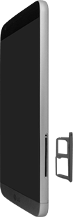 LG H850 G5 - SIM-Karte - Einlegen - Schritt 3