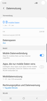 Samsung Galaxy S10 - Internet - Apn-Einstellungen - 7 / 39
