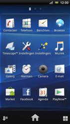 Sony Ericsson R800 Xperia Play - Internet - hoe te internetten - Stap 2