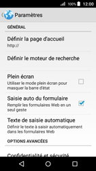 Acer Liquid Z320 - Internet - configuration manuelle - Étape 24