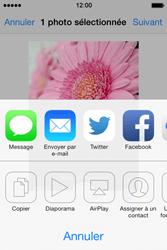 Apple iPhone 4S - Photos, vidéos, musique - Prendre une photo - Étape 9