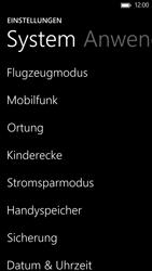 HTC Windows Phone 8X - Netzwerk - Manuelle Netzwerkwahl - Schritt 4