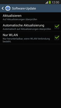Samsung Galaxy Note III LTE - Software - Installieren von Software-Updates - Schritt 8