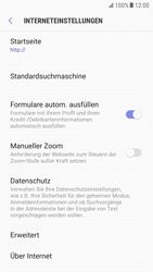 Samsung Galaxy S6 Edge - Android Nougat - Internet und Datenroaming - Manuelle Konfiguration - Schritt 23