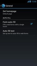 Acer Liquid Z5 - Internet - Manual configuration - Step 26
