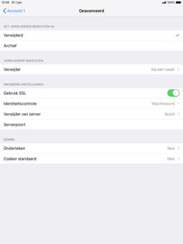 Apple ipad-mini-5-7-9-inch-2019-model-a2124 - E-mail - Handmatig instellen - Stap 23
