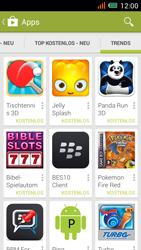Alcatel One Touch Idol Mini - Apps - Installieren von Apps - Schritt 14