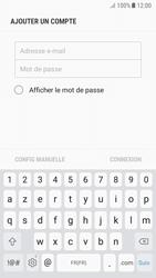 Samsung A520F Galaxy A5 (2017) - Android Nougat - E-mail - Configuration manuelle - Étape 7