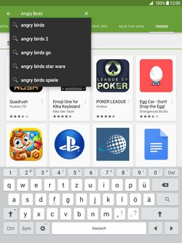 Samsung Galaxy Tab A 9.7 - Apps - Herunterladen - 15 / 20
