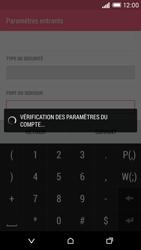 HTC Desire EYE - E-mail - Configuration manuelle - Étape 12