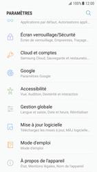 Samsung Galaxy S7 - Android N - Logiciels - Installation de mises à jour - Étape 5
