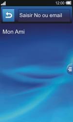 Sony TXT Pro - MMS - Envoi d