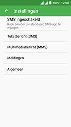 Alcatel Pixi 4 (5) - SMS - handmatig instellen - Stap 6
