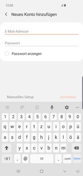Samsung Galaxy S10 Plus - E-Mail - Manuelle Konfiguration - Schritt 7