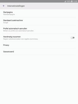 Samsung T815 Galaxy Tab S2 9.7 (SM-T815) - Internet - Handmatig instellen - Stap 22