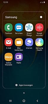 Samsung Galaxy A20e - voicemail - handmatig instellen - stap 4