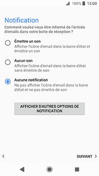Sony Xperia XA2 Ultra - E-mail - Configuration manuelle (yahoo) - Étape 11