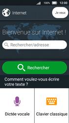 Doro 8031 - Internet et connexion - Naviguer sur internet - Étape 6