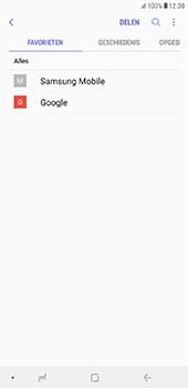 Samsung Galaxy J6 Plus - internet - hoe te internetten - stap 12