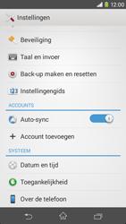 Sony D2303 Xperia M2 - Software updaten - Update installeren - Stap 4