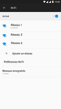 OnePlus 3 - Android Oreo - Wi-Fi - Accéder au réseau Wi-Fi - Étape 8