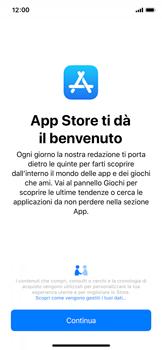 Apple iPhone XS - Applicazioni - Installazione delle applicazioni - Fase 3