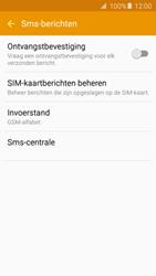 Samsung Galaxy S5 Neo (G903) - SMS - SMS-centrale instellen - Stap 8
