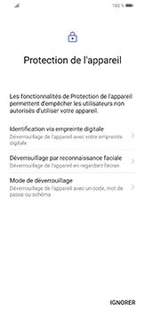 Huawei P30 lite - Premiers pas - Configuration de l