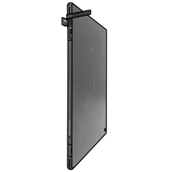 Sony Xperia Tablet Z LTE - SIM-Karte - Einlegen - 6 / 8
