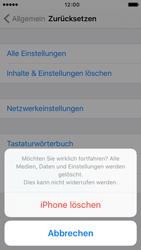 Apple iPhone SE - Fehlerbehebung - Handy zurücksetzen - 2 / 2