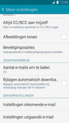 Samsung G901F Galaxy S5 4G+ - E-mail - Instellingen KPNMail controleren - Stap 12