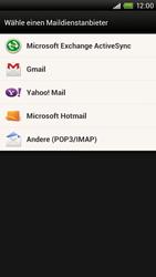 HTC One X - E-Mail - Manuelle Konfiguration - Schritt 6