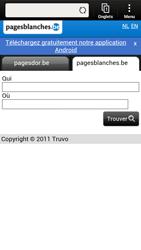 HTC S728e One X Plus - Internet - Navigation sur Internet - Étape 11