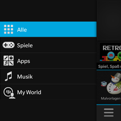 BlackBerry Q5 - Apps - Herunterladen - 4 / 25