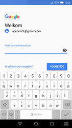 Huawei P10 - Android Oreo - E-mail - Handmatig instellen (gmail) - Stap 9
