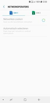 Samsung Galaxy A8 (2018) - Netwerk - Handmatig een netwerk selecteren - Stap 9