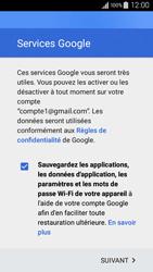 Samsung A300FU Galaxy A3 - E-mail - Configuration manuelle (gmail) - Étape 14