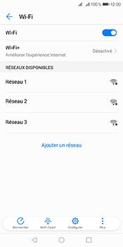 Huawei Y6 (2018) - Internet et connexion - Accéder au réseau Wi-Fi - Étape 6