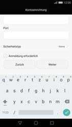 Huawei P8 - E-Mail - Konto einrichten - Schritt 16