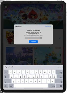 Apple iPad mini (2019) - iPadOS 13 - Apps - Installieren von Apps - Schritt 15